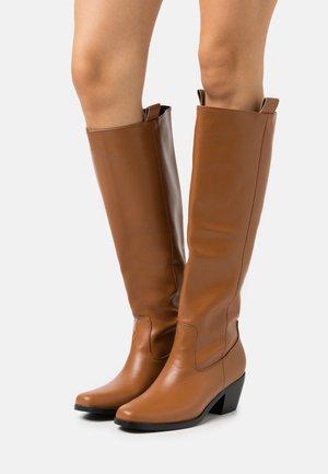 LUCIAH - Boots - tan