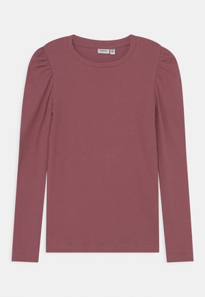 NKFKABEXI SLIM - Camiseta de manga larga - deco rose