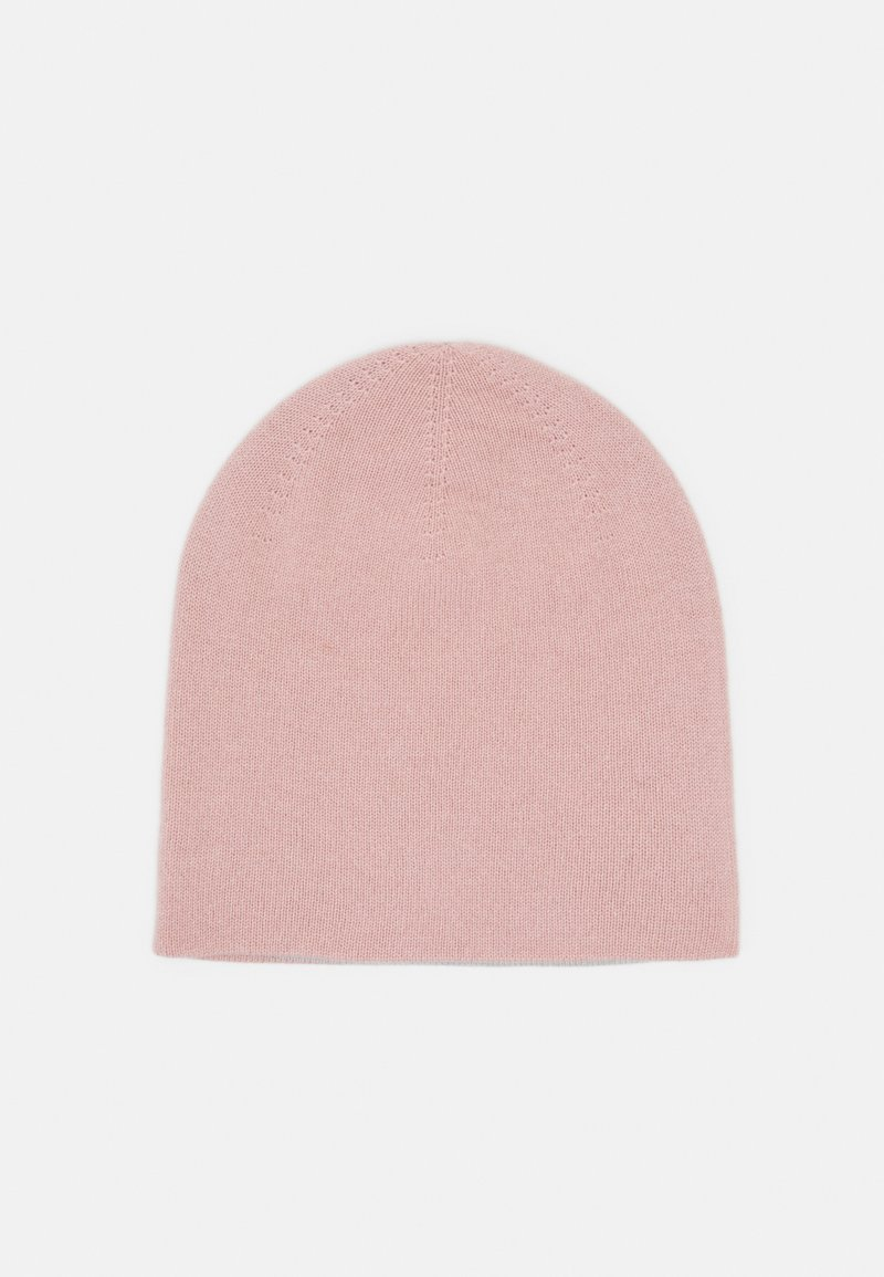Johnstons of Elgin - REVERSIBLE HAT - Mütze - pumice/orchid