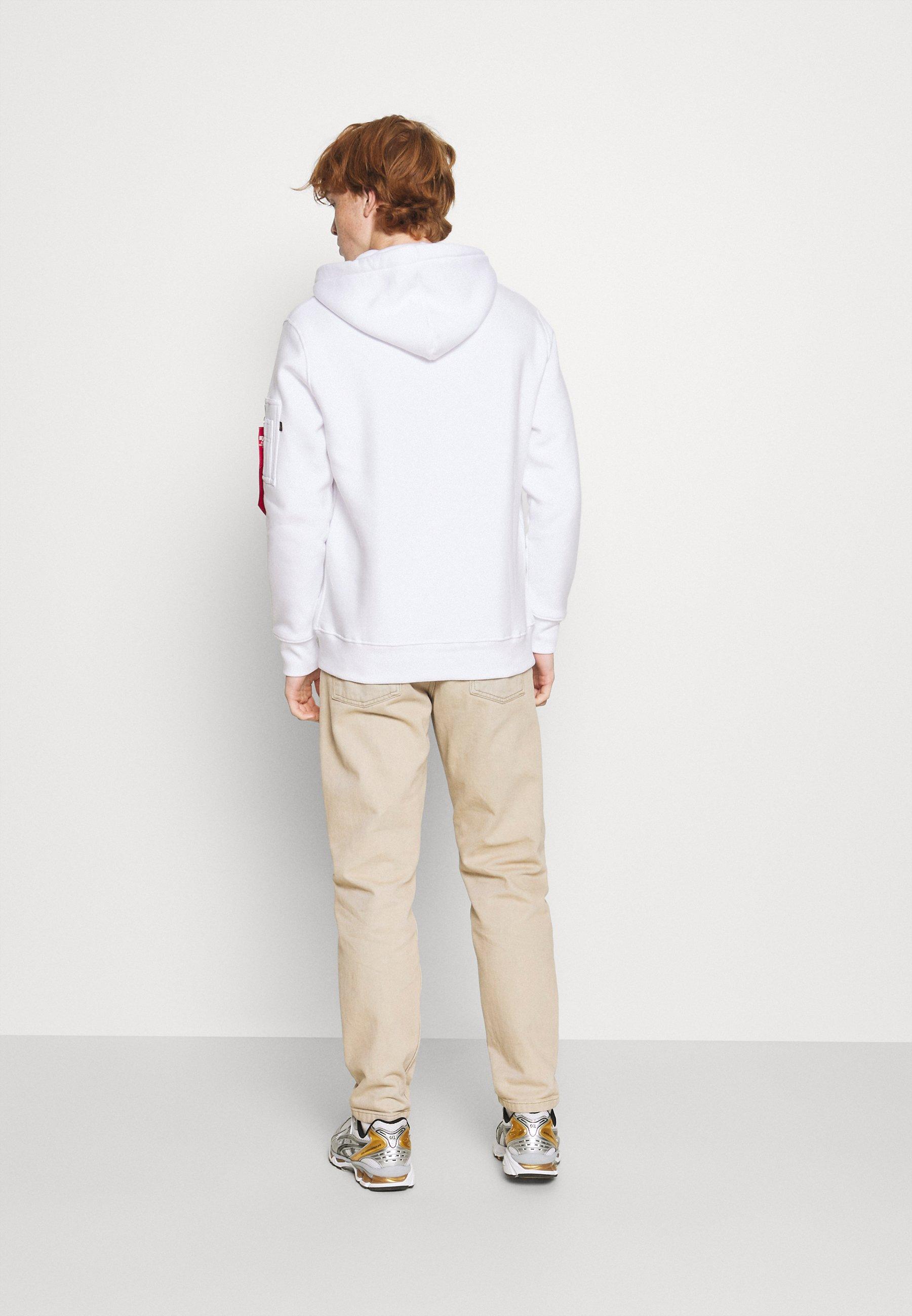 Homme LABEL HOODY - Sweatshirt