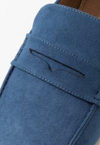 Pier One - Scarpe senza lacci - dark blue - 5