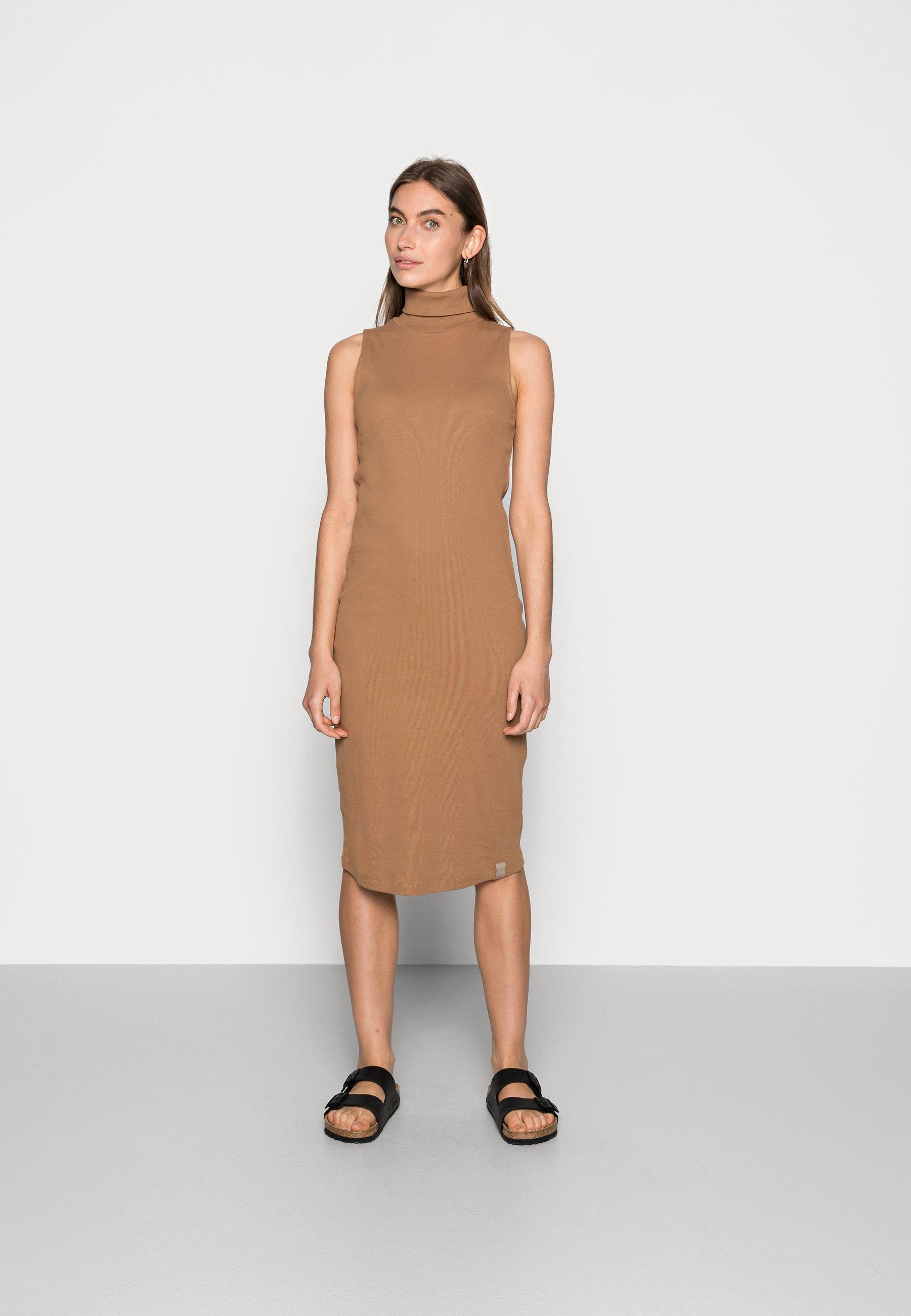 Damen NASH  ROLLLNECK DRESS - Jerseykleid