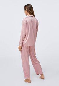 OYSHO - MINI HEARTS  - Pyjama bottoms - rose - 2