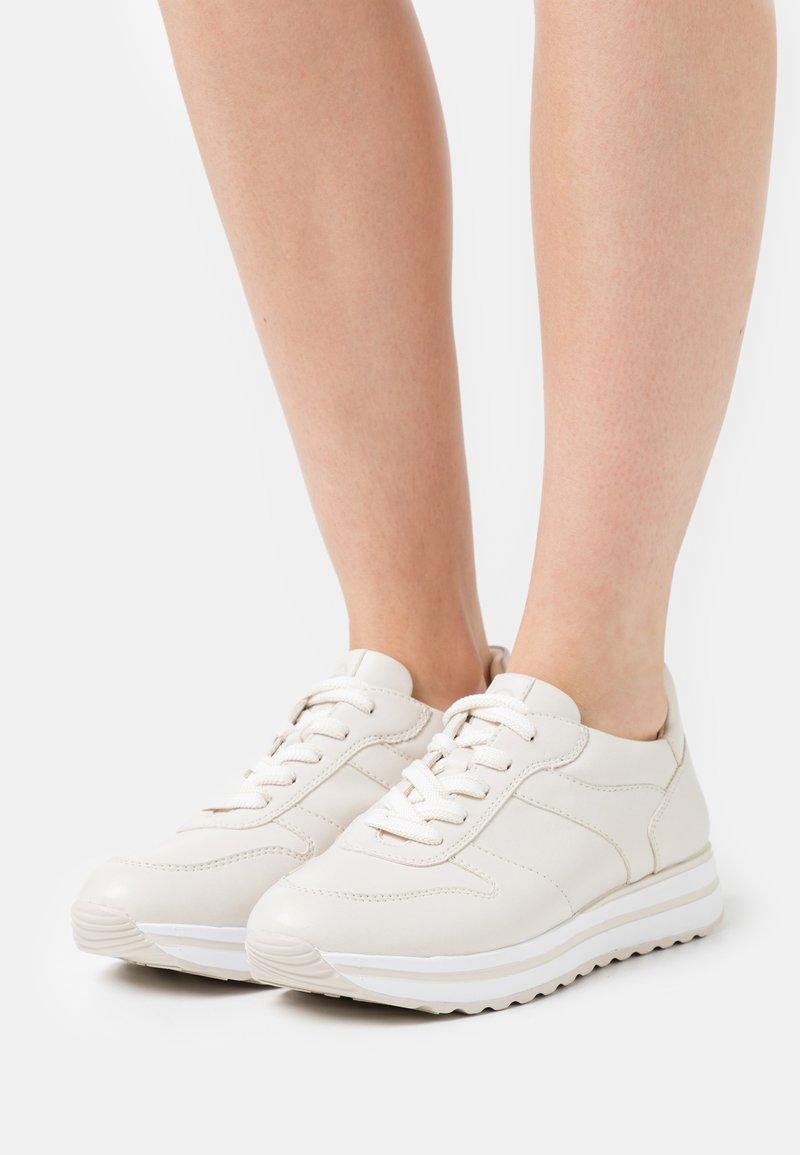 Tamaris GreenStep - Sneakers basse - cream
