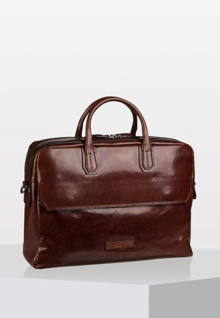 The Bridge - WILLIAMSBURG - Briefcase - marrone/palladio