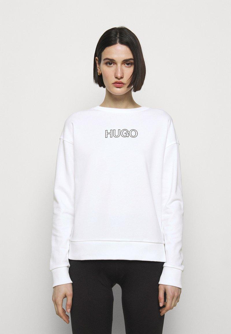 HUGO - NAKIRA - Mikina - white