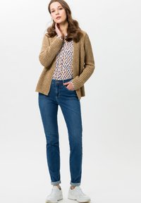 BRAX - STYLE SHAKIRA - Jeans Skinny - used light blue - 1