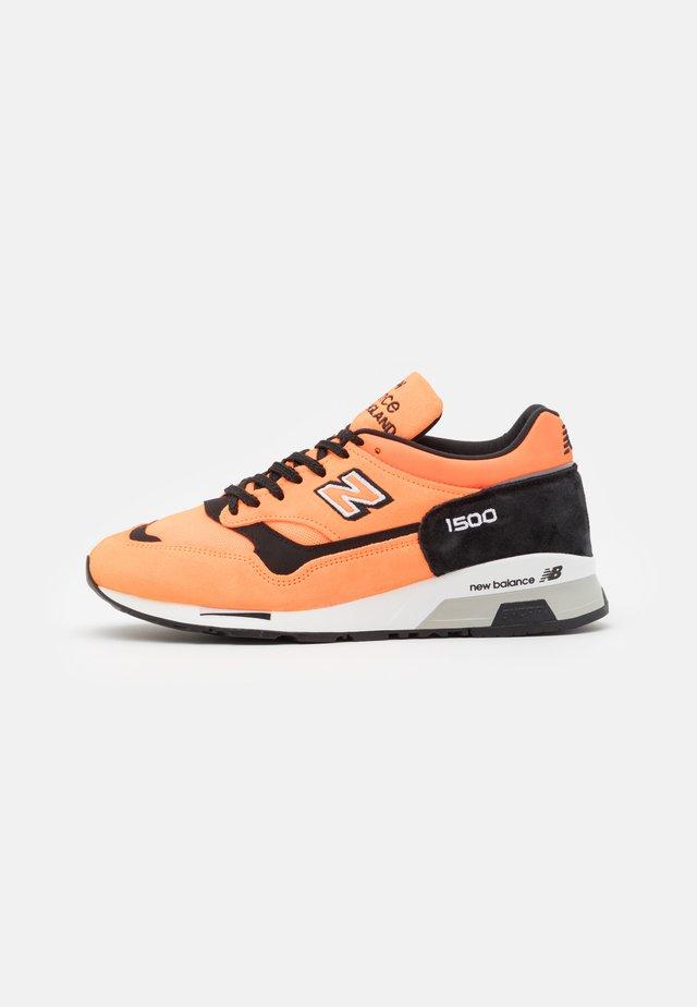 M1500  - Sneakersy niskie - neo orange/black