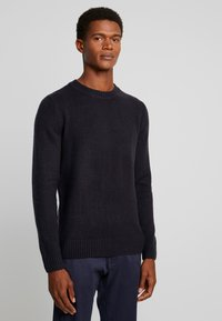 TOM TAILOR - COSY  - Strickpullover - sky captain blue - 0