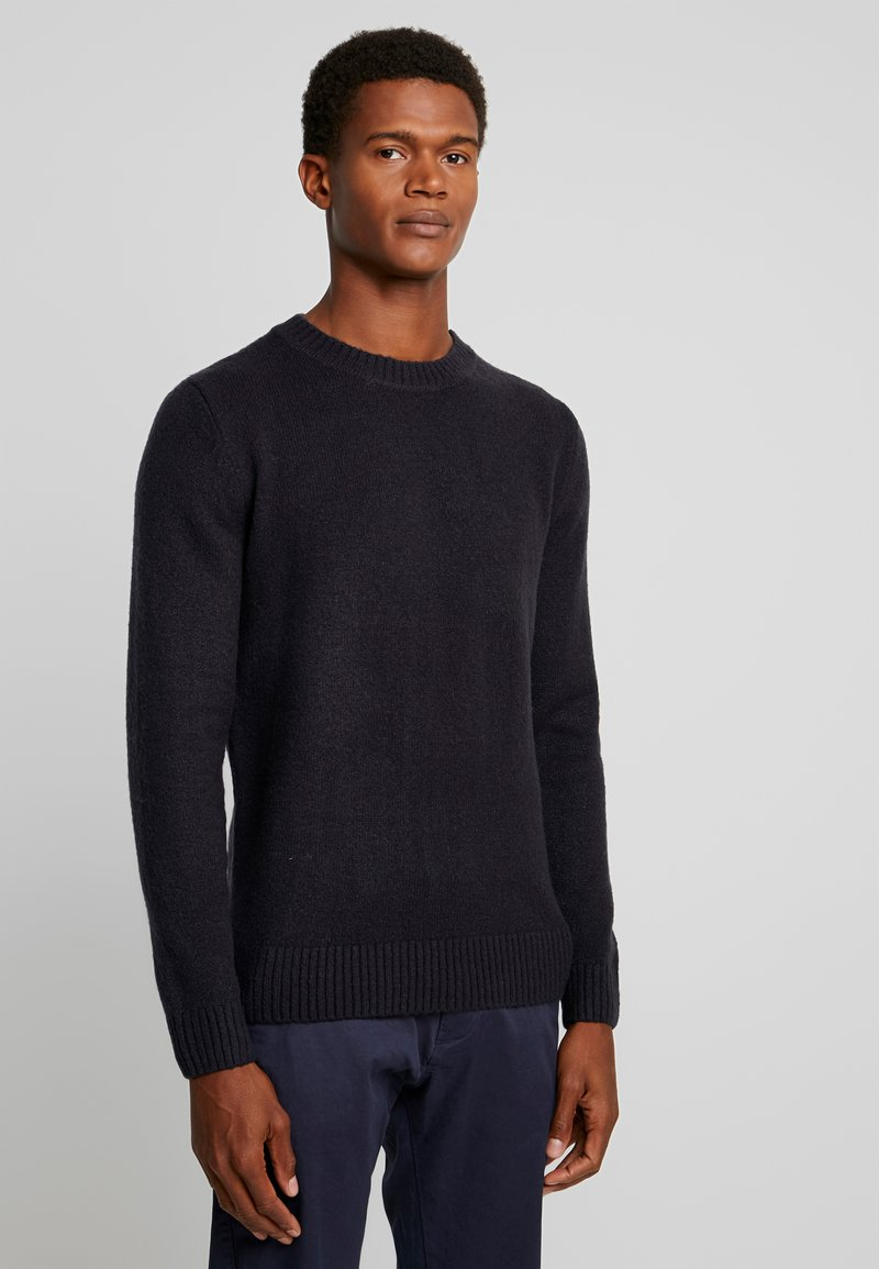 TOM TAILOR - COSY  - Strickpullover - sky captain blue