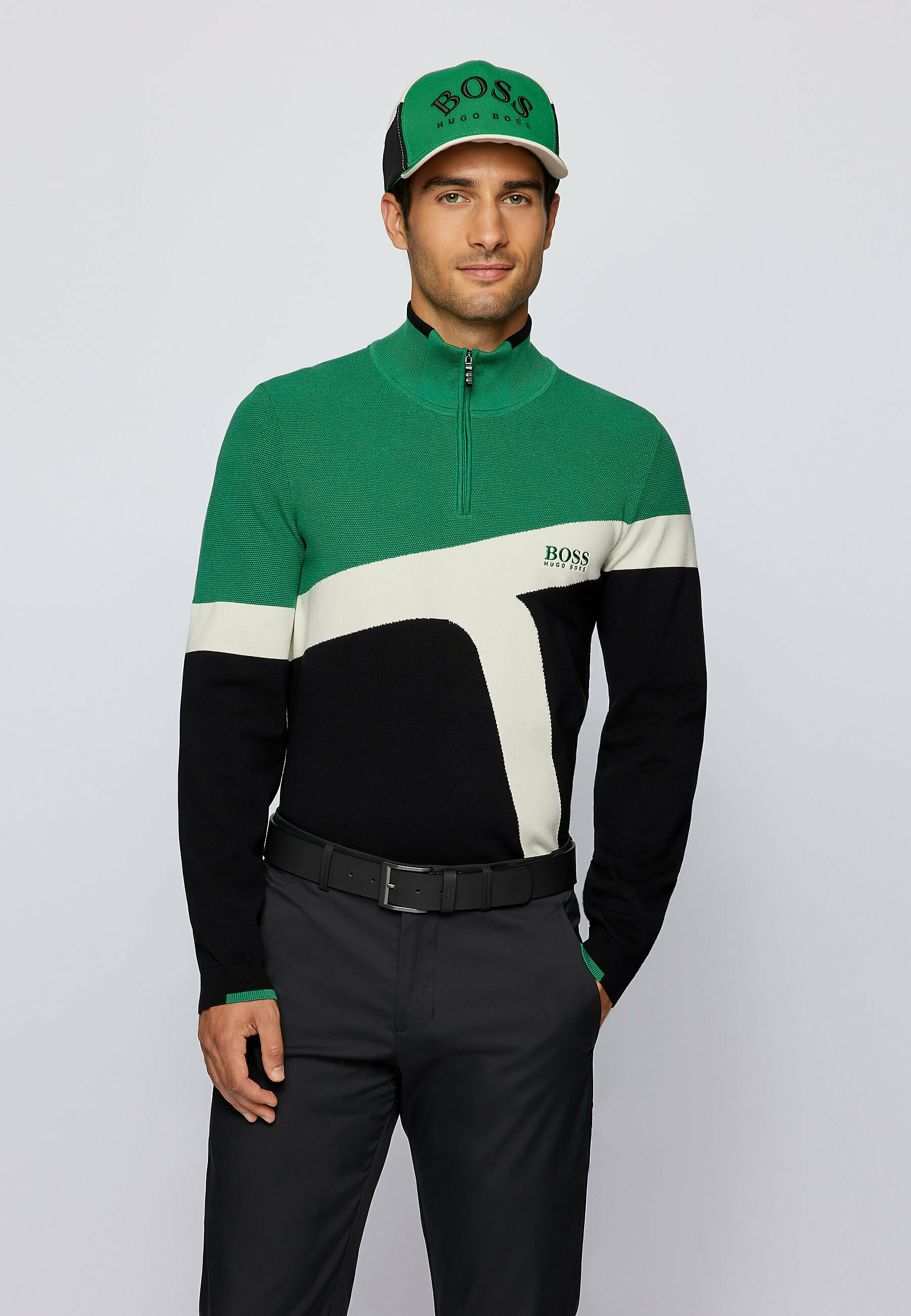 Homme ZETTO - Pullover