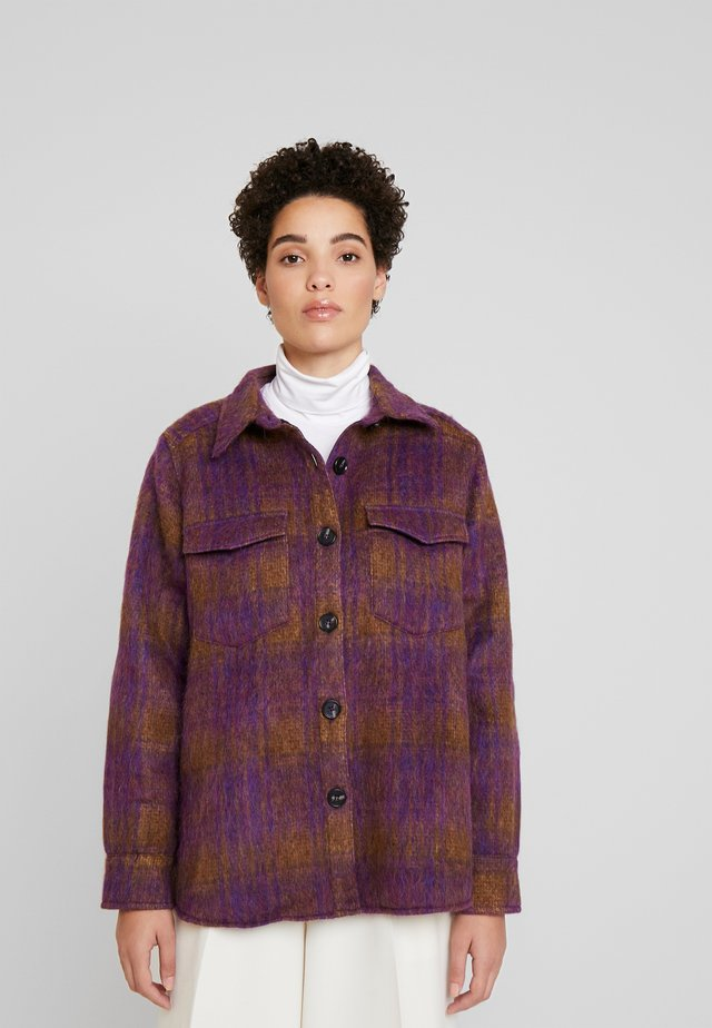 GOLJA - Light jacket - dahlia purple combi