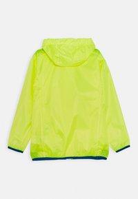Playshoes - FALTBAR - Waterproof jacket - neongelb - 1