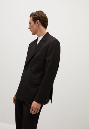 PARIS - Blazer jacket - schwarz