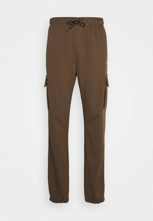 Tracksuit bottoms - camouflage