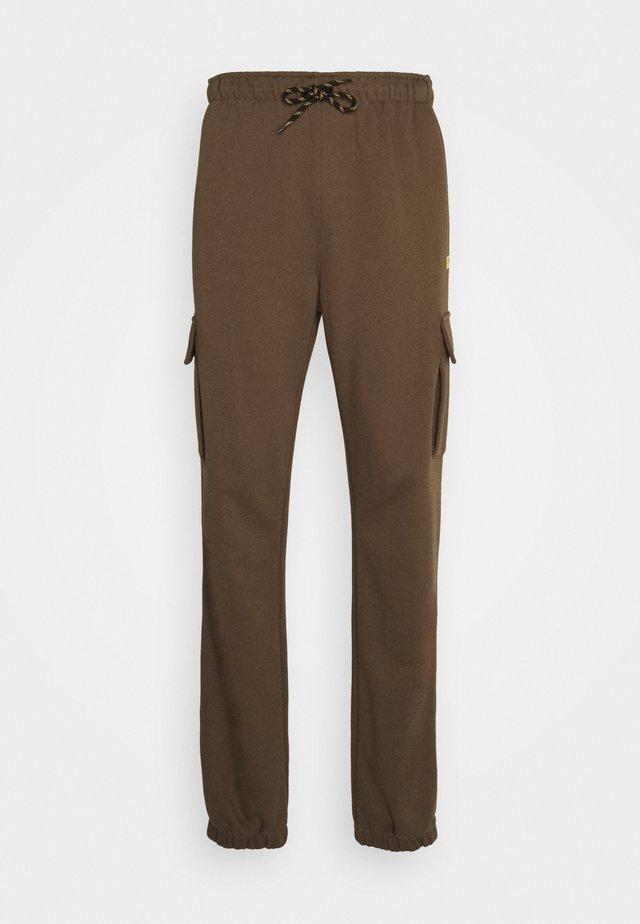 Teplákové kalhoty - camouflage