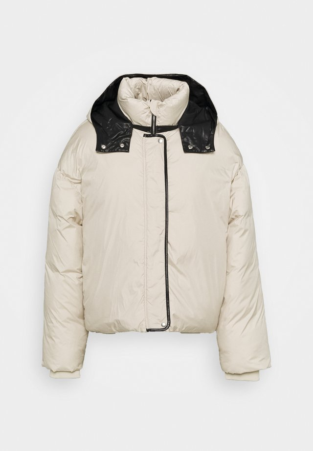 JACKET LIGHT  - Down jacket - white