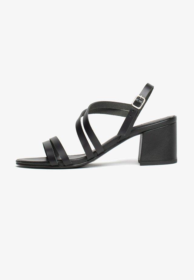 KACHINA - Sandalen met hoge hak - black