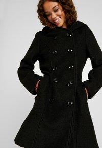 Anna Field Petite - Short coat - black - 5