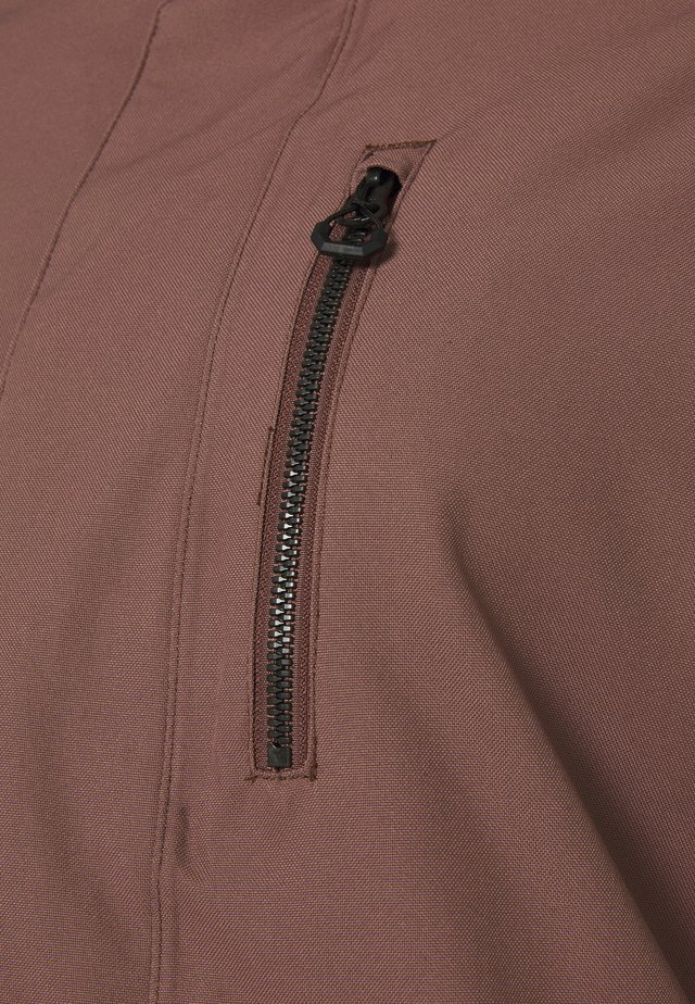 SHELTER STRETCH JACKET - Snowboardjas - rose wood
