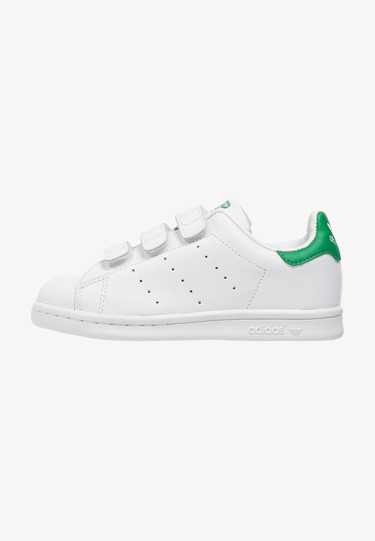 adidas Originals - STAN SMITH - Sneakersy niskie - white