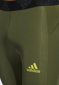 adidas Performance - Medias - khaki - 3