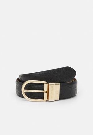 REVERSIBLE BELT - Belt - black