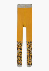 s.Oliver - JUNIOR 2 PACK - Tights - golden yellow - 2