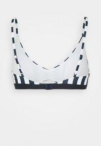 Tommy Hilfiger - CORE SOLID BRALETTE - Bikini top - blue - 7