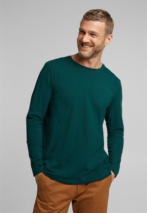 C-NECK LONGSLEEVE - T-shirt à manches longues - bottle green