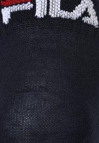 Fila - 6 PACK - Strumpor - navy - 1