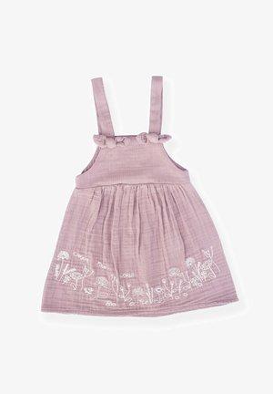 MUSLIN - Sukienka letnia - pink