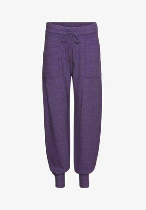 Tracksuit bottoms - amethyst orchid