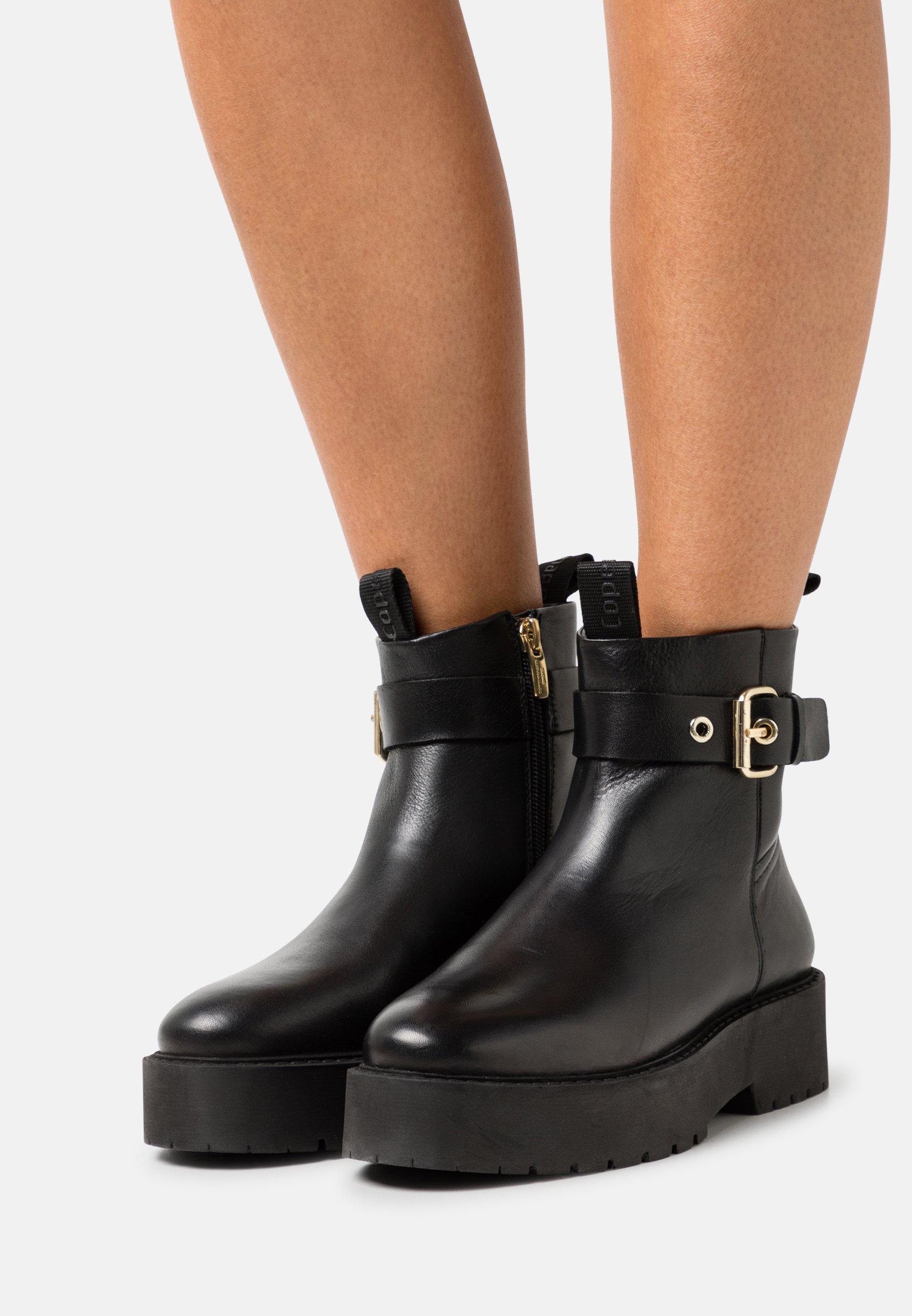Women TOGETHER  - Platform ankle boots