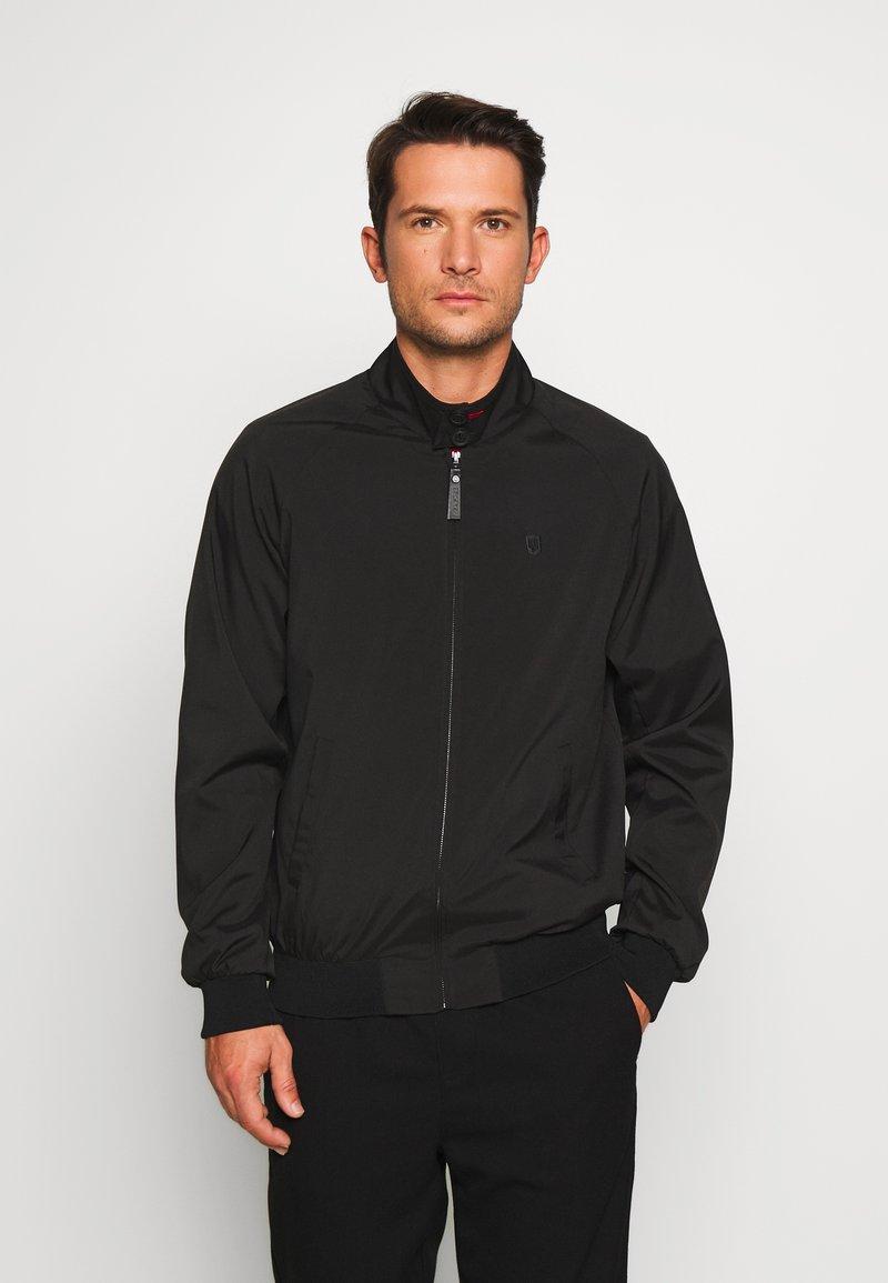 INDICODE JEANS - JEBB - Summer jacket - black