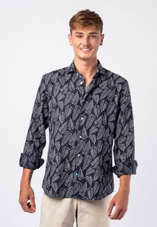 WATAMU  - Shirt - navy