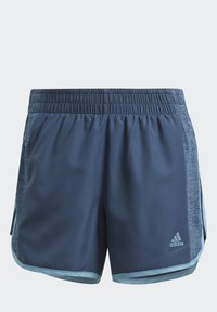 adidas Performance - MARATHON 20 COOLE RESPONSE AEROREADY RUNNING SHORTS - Pantaloncini sportivi - crew navy/hazy blue - 7