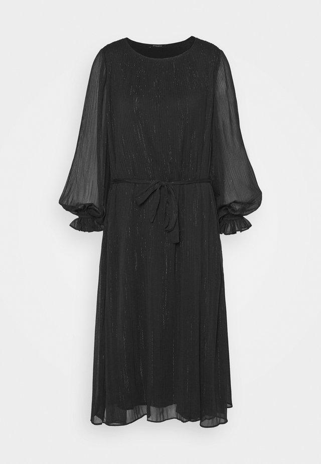 EMILIE LEONORA DRESS - Sukienka koktajlowa - black