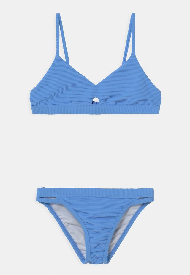 SUMMER ESSENTIALS SET - Bikini - heritage blue
