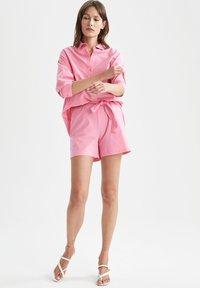 DeFacto - Shorts - pink - 3