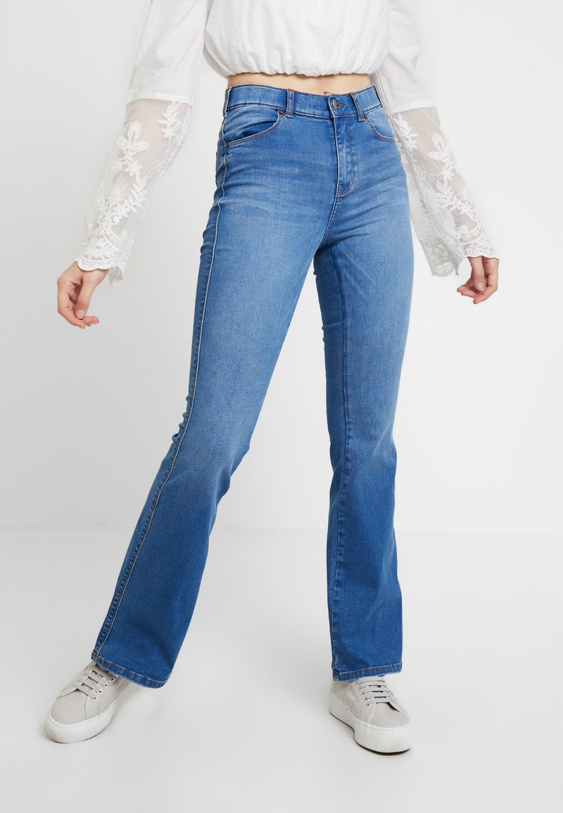 Dr.Denim - SONIQ - Bootcut jeans - laguna blue