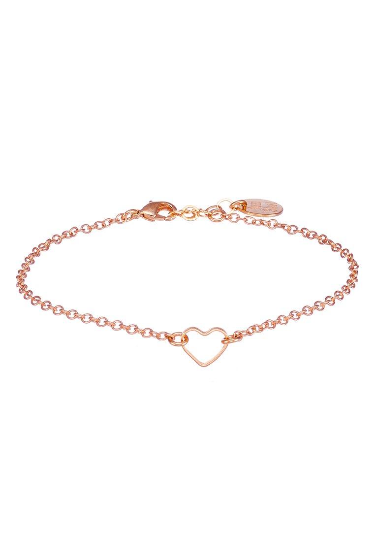 Tomshot Armband - Rosegold-coloured/roségoldfarben