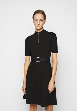 NIMONA - Robe pull - black