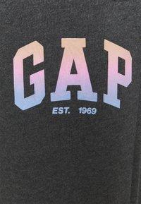 GAP - SHINE - Tracksuit bottoms - charcoal heather - 2