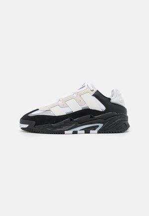 NITEBALL STREETBALL LIGHTSTRIKE - Sneakers - footwear white/core black/silver metallic