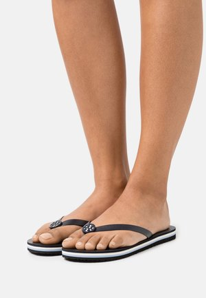 MINI MINNIE - T-bar sandals - navy