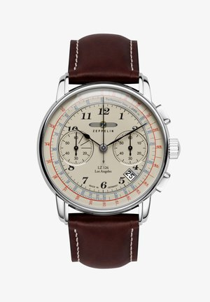 LOS ANGELES - Chronograph watch - beige