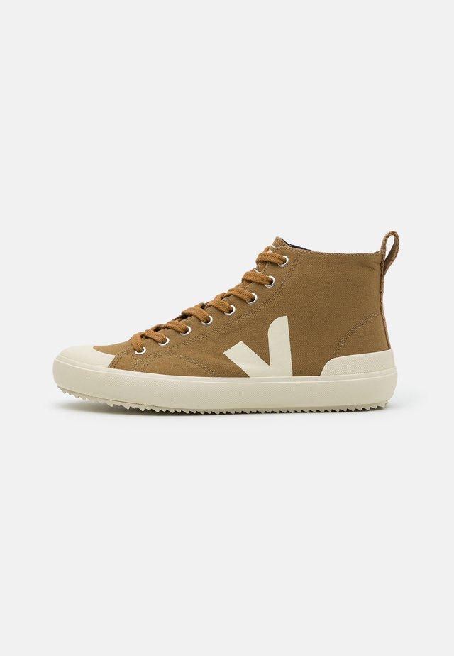 NOVA  - Sneaker high - tent/pierre