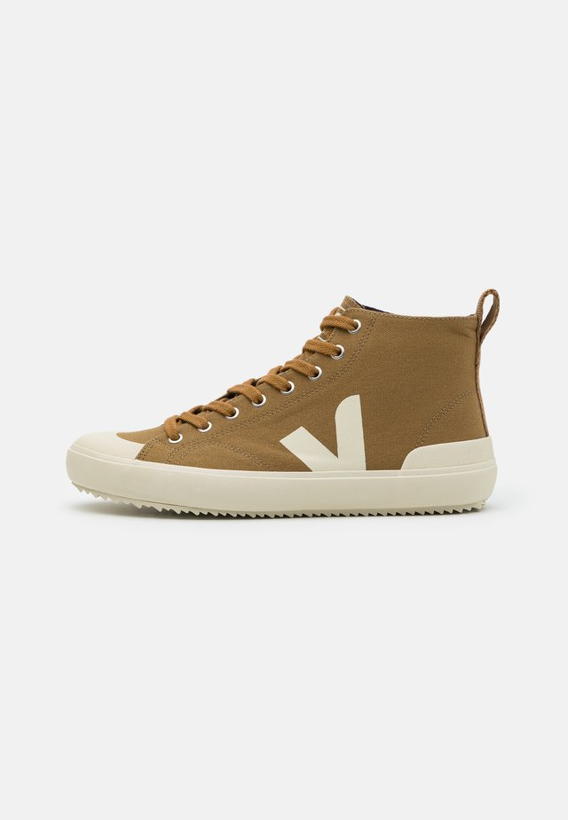 NOVA  - High-top trainers - tent/pierre