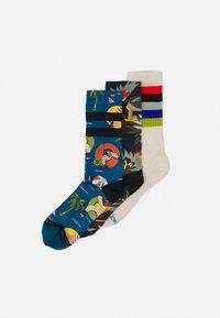Stance - TROPICAL 3 PACK - Ponožky - multi - 0